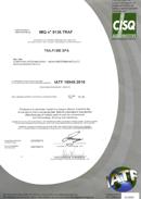 Certificazioni IATF Misterbianco